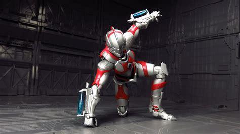 Ua X Shf Ultraman Limiter Released Ver sh figuarts x ultra act ultraman ver