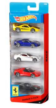 Hot Wheel 5 Car Pack Assortment  Shop Hot Wheels Cars