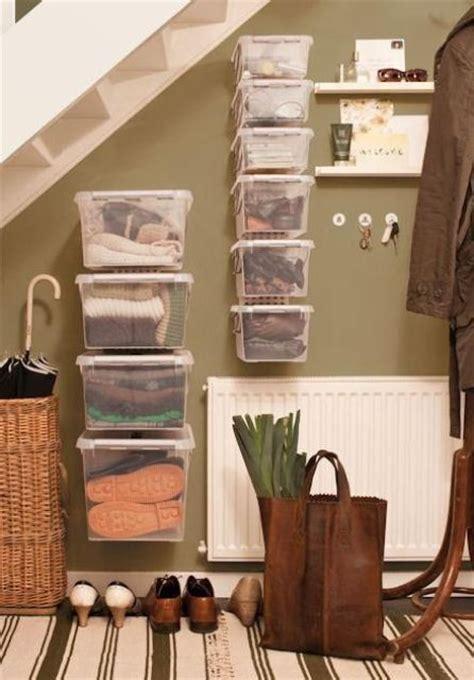 clever storage ideas 75 clever hallway storage ideas digsdigs