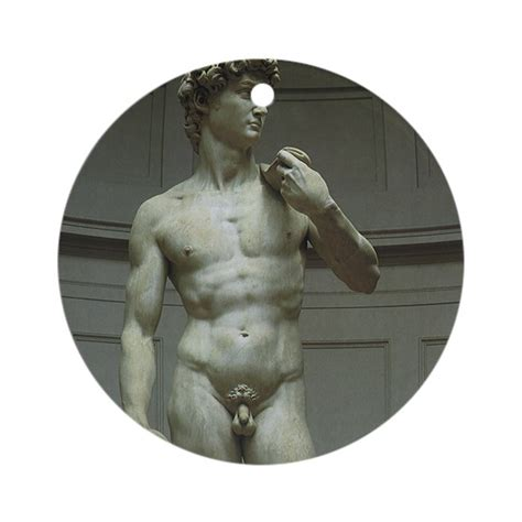 michelangelo david statue of david by michelangelo ornament by