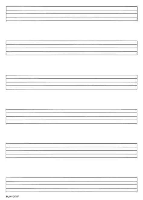 bar lines g clef samples music paper printable music paper download