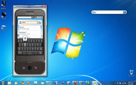 android emulator for windows 7 android emulator for windows redmond pie