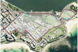 V8 Supercars: Newcastle to host finals series from 2017