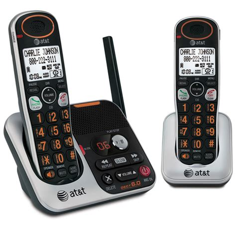 Telephone Panasonic Kx Dt543 Itcomm Most Wanted at t dect 6 0 phone owners manual