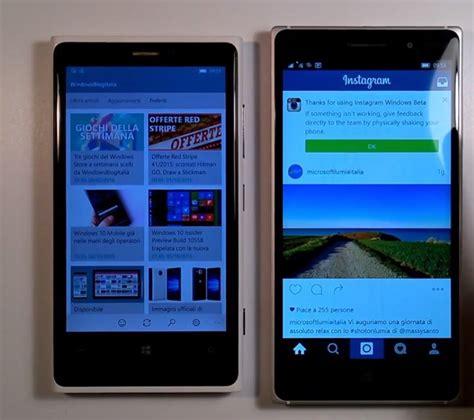 instagram beta tutorial instagram beta for windows 10 mobile snags new update
