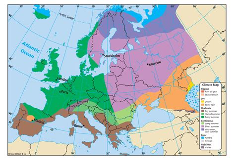 weather in map maps that will not help you understand europe but may get