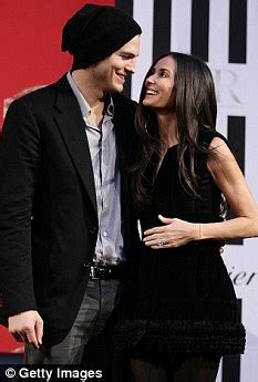 Demi moore gushes about ashton kutcher in interview days before