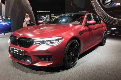 Bmw M5 New by New Bmw M5 Revealed Pictures Auto Express