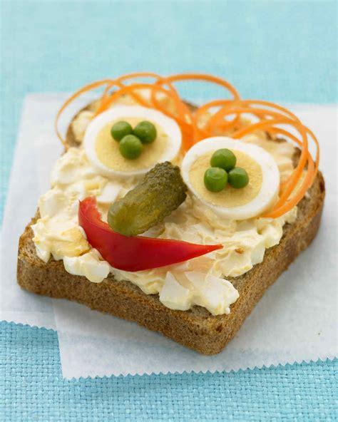 Creative Craft Ideas For Home Decor by Kids Favorite Sandwich Recipes Martha Stewart