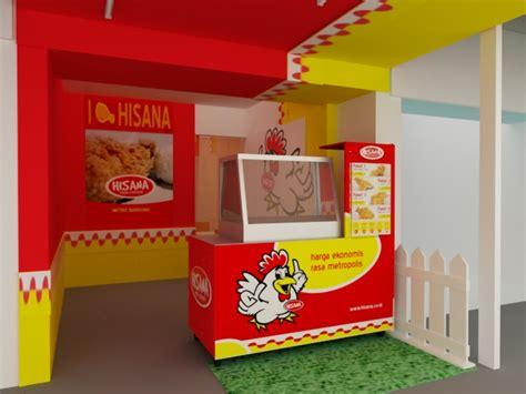 desain kemasan fried chicken sribu desain booth desain outlet untuk counter hasana fri