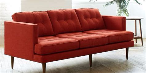 give away sofa to west elm to refund customers after peggy sofa backlash