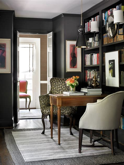Home Office Design Atlanta Traditional Home Office Design Decosee