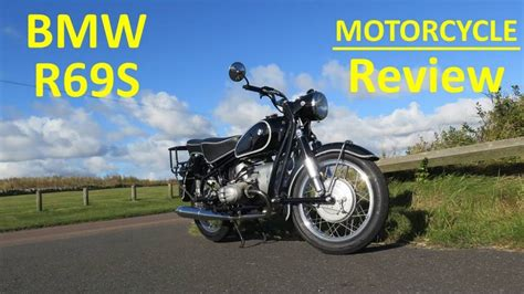 Bmw Motorcycle Youtube by Bmw R69s Motorcycle Review Youtube
