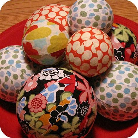 fabric covered styrofoam ball ornaments 41 best images about foam crafts on fabric covered scrap fabric and