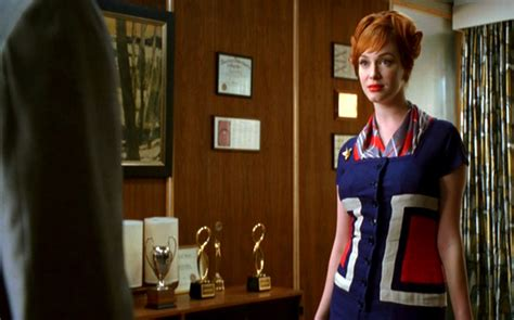 Mad Wardrobe by Style Icon Joan Holloway Harris Furnished Souls