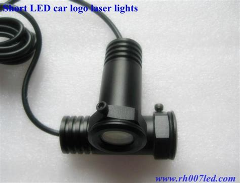 shorten led lights led car logo laser lights china manufacturer car