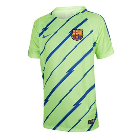 Barca Pre Match 2016 Iphone 6 7 5 Xiaomi Redmi Note F1s Oppo Vivo S6 2016 2017 barcelona nike pre match shirt ghost green for only 163 28 89 at