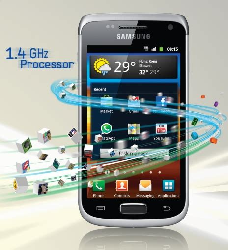 Handphone Samsung Galaxy I8150 a brief look at the samsung galaxy w i8150 best android