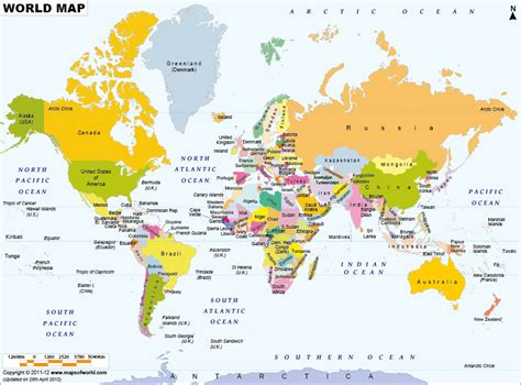 world map with country name political refugees i a mango
