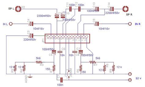 Power Lifier Terbaik meservice schematic power lifier ic la 4508