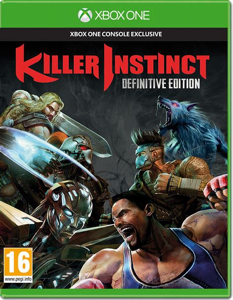 Edition Of One by Killer Instinct Definitive Edition Xbox One World Of