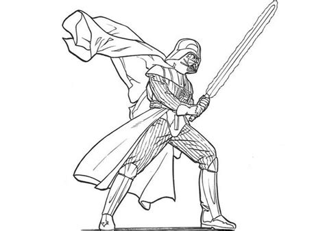 simple star wars coloring pages