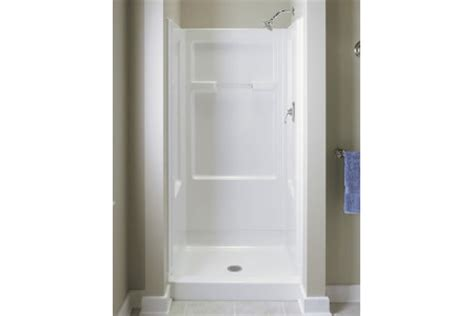 showers for mobile homes bathrooms standard shower stalls mobile home advantage