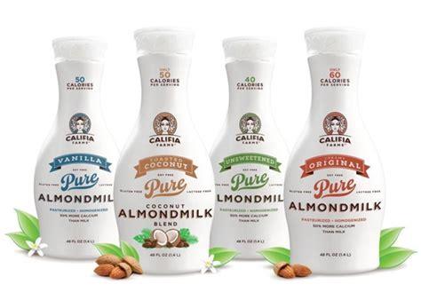Califia Farms Pure Almondmilk Vegan Review   Go Dairy Free