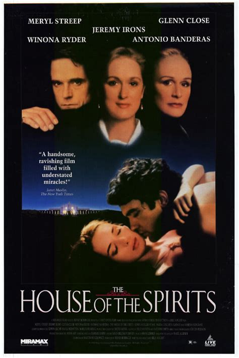 the house of spirits una pagina de cine 1993 the house of the spirits la casa de los espiritus ing 03 jpg