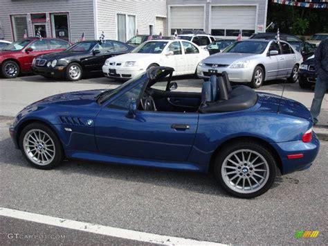 2001 topaz blue metallic bmw z3 3 0i roadster 15037559 photo 7 gtcarlot car color