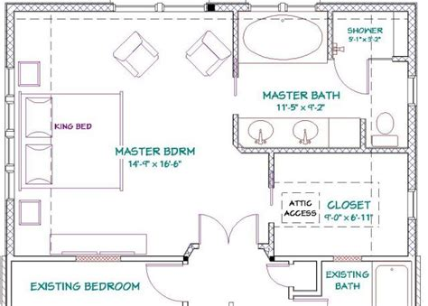 free home addition plans master bedroom addition floor plans with fireplace free