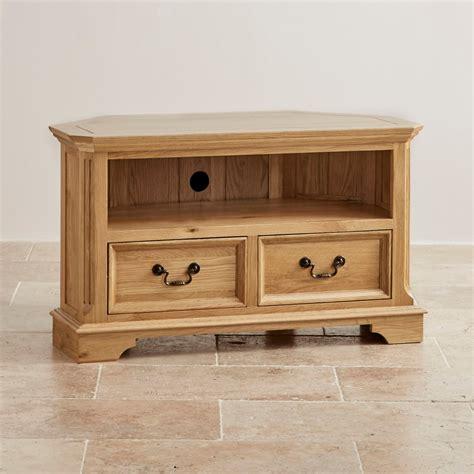 oak corner cabinets for sale edinburgh corner tv cabinet in solid oak oak furniture land