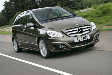 mercedes b class hatchback review 2005 2011 parkers
