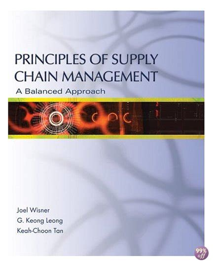 principles of supply chain management a balanced approach books solution manual for principles of supply chain management