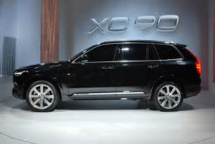2017 volvo xc90 release date redesign specs and interior