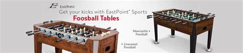 eastpoint sports 60 inch alister foosball table foosball tables walmart com