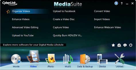 Cyberlink Media Suite Ultra 11 cyberlink media suite 11 ultra optimal response