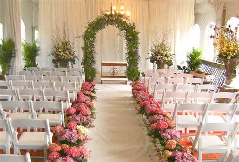 Wedding Ceremony Flowers by Wedding Ceremony Flowers Wedding Flowers 2013