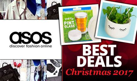 asos uk best christmas gifts deals and discounts style