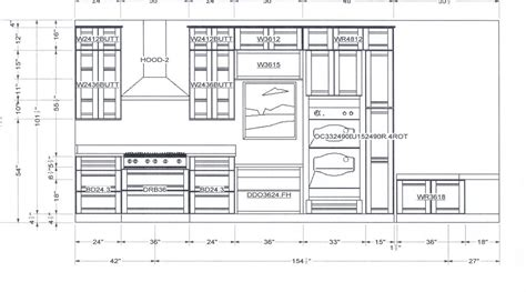 laying out kitchen cabinets this simulated house bungalow edition cabinet elevations