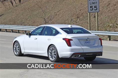 2020 cadillac ct5 real world 2020 cadillac ct5 pictures surface gm