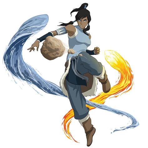 the legend of korra creators on bringing back bending interview