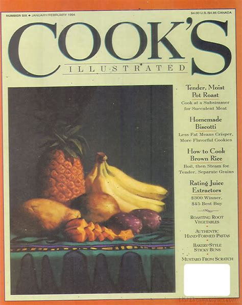 cook s illustrated backissues com cook s illustrated january 1994 product