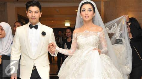 Baju Sabrina Chelsea cantiknya gaun pengantin klasik dan glamor chelsea lifestyle liputan6
