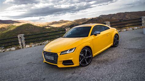 Audi Tt 8s Test by Endlich Sport Neuer Audi Tt Und Tts Coup 233 Im Fahrbericht