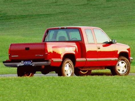 all car manuals free 1996 gmc 1500 club coupe lane departure warning 1996 gmc sierra 1500 specs safety rating mpg carsdirect