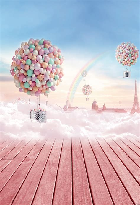 children photography backdrops aliexpress com buy pink rainbow photography background