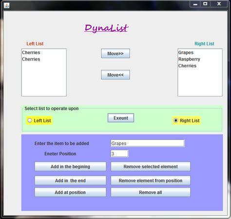 simple swing program in java java netbeans programs