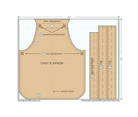 pattern for workshop apron free patterns for three apron styles patrones skirts