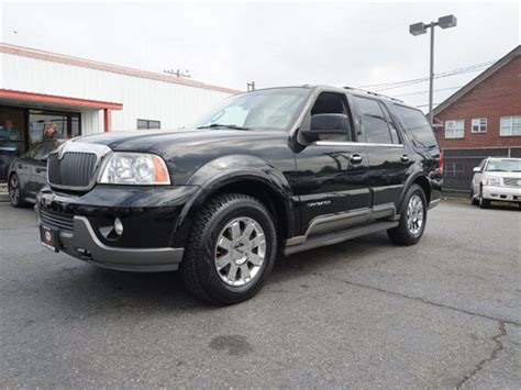old car owners manuals 2004 lincoln navigator electronic toll collection 2004 lincoln navigator for sale classiccars com cc 1138259